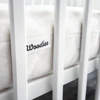 Łóżeczko niemowlęce Woodies® – podstawa dobrego, bezpiecznego snu - 6