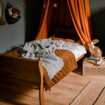 @justyna.banaszczyk Opinie ceryfikowane łóżeczko dziecięce i niemowlęce Noble Toddler Bed Vintage Woodies®