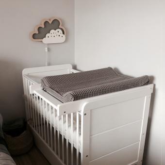 m_korczynska Opinie, certyfikowane i atestowane łóżeczko niemowlęce i dziecięce Modern Cot