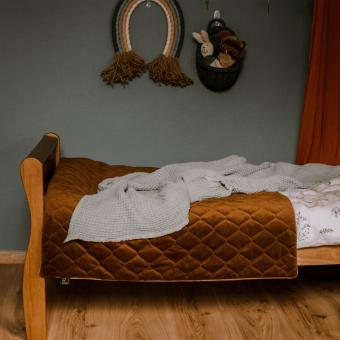@justyna.banaszczyk Opinie drewniane łóżeczko dziecięce i niemowlęce Noble Toddler Bed 140×70 Woodies®
