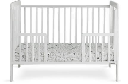 Bezpieczne, atestowane łóżeczka dziecięce i niemowlęce w stylu skandynawskim Woodies Sfe Dreams123