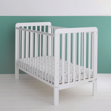 Łóżeczko dziecięce 120x60, ekologiczne, 100% drewano sosnowe, łóżeczko dla dzieci, wyprawka dla noworodka, wyprawka dla niemowlaka,łóżeczko niemowlęce