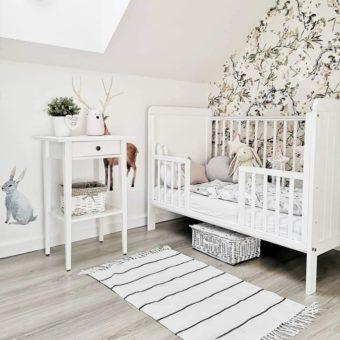 judka_tar Opinie, atestowane i bezpieczne drewniane łóżeczko dziecięce i niemowlęce Country Cot Woodies Safe Dreams