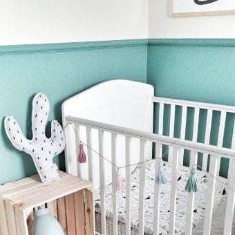 Opinie, atestowane łóżeczko dziecięce i niemowlęce Hampton Cot bed 140×70 Woodies Safe Dreams