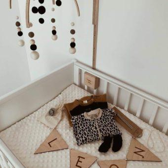 liczihouse Opinie, drewniane łóżeczko Slim Cot Woodies Safe Dreams