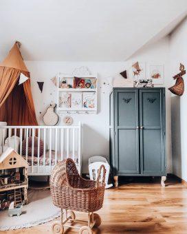 @moody_pl Opinie drewniane łóżeczko dziecięce i niemowlęce Country Cot  Woodies®