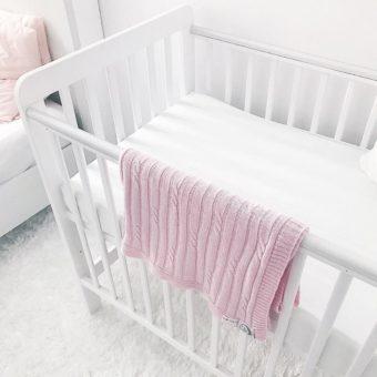Opinie, certyfikowane łóżeczko niemowlęce i dziecięce Classic Cot Woodies Safe Dreams
