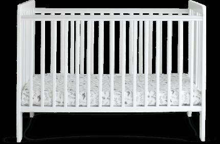 Atestowane łóżeczka dziecięce i niemowlęce w stylu skandynawskim Woodies Sfe Dreams123