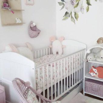 dekornik Opinie, Harbour Cot Bed drewniane łóżeczko dziecięce i niemowlęce Woodies Safe Dreams