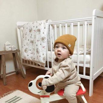 eatmakeupdress Opinie, niemowlęce drewniane łóżeczko Country Cot Woodies ® Safe Dreams