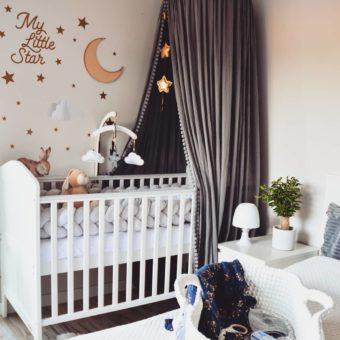 mamatosii Opinie, drewniane atestowane łóżeczko niemowlęce i dziecięce Harbour Cot Bed Woodies Safe Dreams