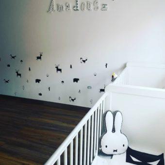 milusiowaandtwins Opinie, certyfikowane łóżeczko niemowlęce i dziecięce Country Cot Woodies Safe Dreams-min