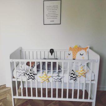 mybabycarl Opinie, atestowane łóżeczko niemowlęce i dziecięce Country Cot Woodies Safe Dreams