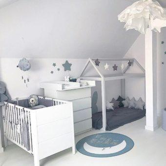 nomess Opinie, atestowane i bezpieczne drewniane łóżeczko dziecięce i niemowlęce Smooth Cot Woodies Safe Dreams