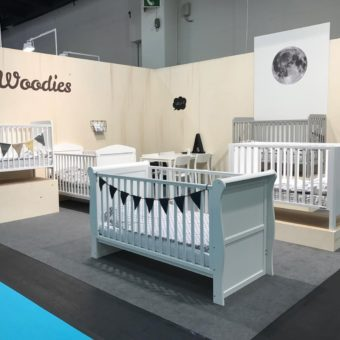Noble Cot Bed Targi Kind Und Jugend Woodies Safe Dreams