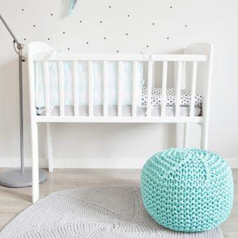 Woodies Strona Główna, mini-łóżeczko Classic Crib Woodies Safe Dreams