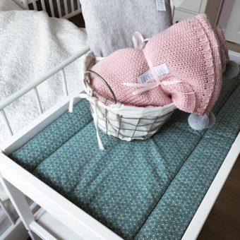 SG2 cornellias Strona Główna, bezpieczne łóżeczko dziecięce i niemowlęce Harbour Cot Bed Woodies Safe Dreams