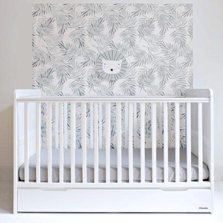 Szuflada z przykryciem do łóżeczka niemowlęcego i dziecięcego 140x70 - szuflady dla niemowląt i dzieci do łóżeczek 140x70 | Woodies® Safe Dreams - meble i materace dla dzieci