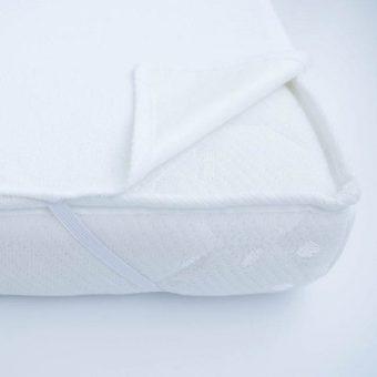 Wyprawka dla niemowlaka – pościel dla dzieci, prześcieradło do łóżeczka, poduszka klin, ochraniacz do łóżeczka czyli tekstylia niezbędne w każdym pokoiku dziecięcym - 3