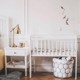 @lilylife Opinie mini łóżeczko dostawne Classic Crib Woodies®