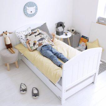 Jak wybrać odpowiednie łóżeczko niemowlęce i dziecięce? - 2
