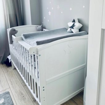 Starlight Cot Bed littlesophiesworld