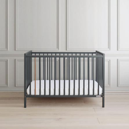 Eleganckie, nowoczene łóżeczko niemowlęce Woodies