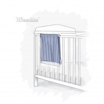 Jak urządzić pokoik dla dziecka i wybrać łóżeczko dziecięce w stylu hampton? - 1