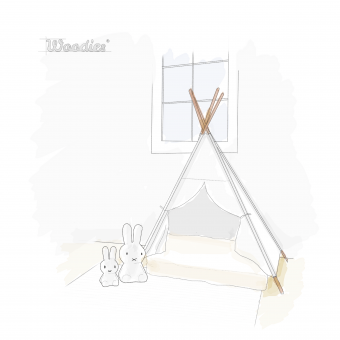 Jak urządzić pokoik dla dziecka i wybrać łóżeczko dziecięce lub niemowlęce w stylu skandynawskim? - 3