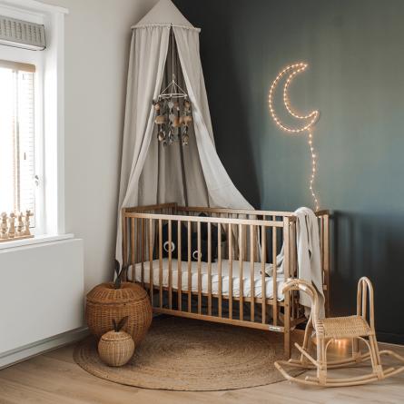 Łóżeczko dziecięce i niemowlęce Vintage Judith Anna Lewandowska