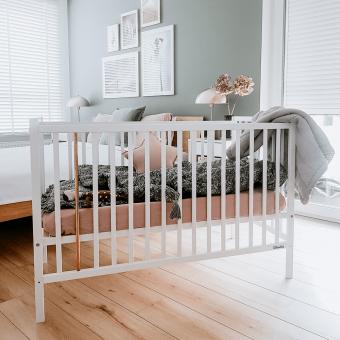 @kalina_szymanowicz Opinie łóżeczko dziecięce Stardust Cot 120×60 Craft Woodies®