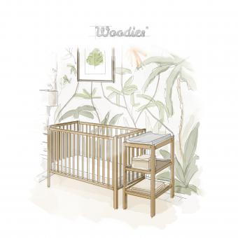 Jak urządzić pokoik dla dziecka i wybrać łóżeczko dziecięce lub niemowlęce w stylu Urban Jungle? - 3