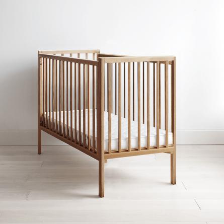 Łóżeczko niemowlęce i dziecięce Stardust Cot 120x60 Craft vintage - łóżeczka dla niemowląt i dzieci 120x60 w stylu klasycznym | Woodies® Safe Dreams - meble i materace dla dzieci