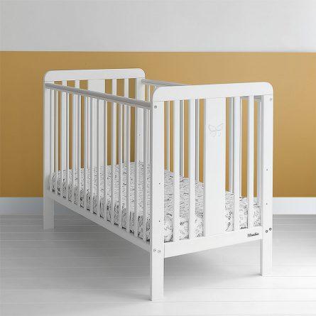 Lozeczko niemowlece wyprawka dla noworodka motylek Woodies Fairy Cot