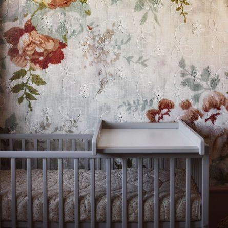Przewijak nakładany na łóżeczko Cot Top Changer Woodies Safe Dreams atestowane meble dla dzieci i przewijaki na łóżeczko